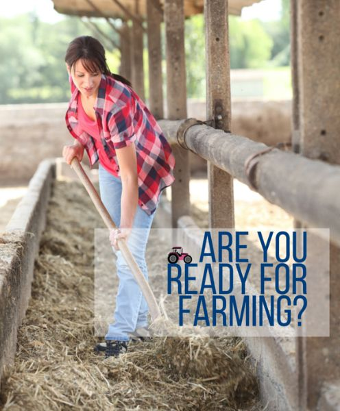 Are You Ready For Farming?