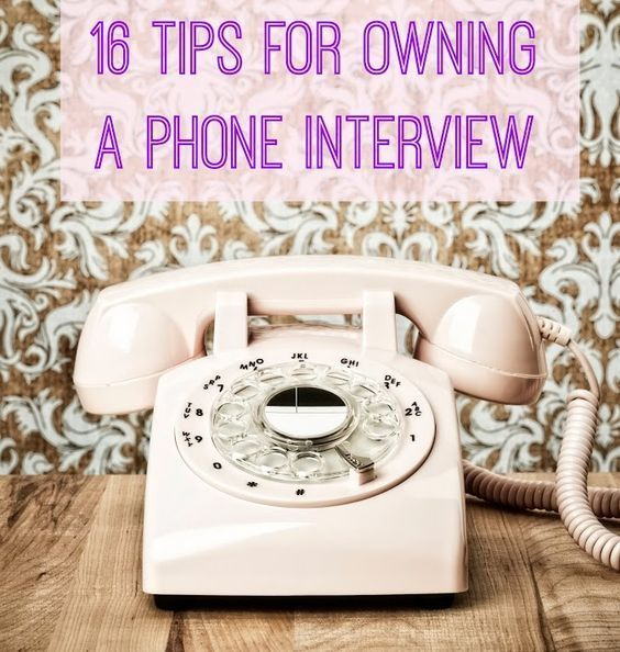 These days, more hiring managers are vetting job candidates via phone prior to arranging in real life meetings. Since nailing a remote rendezvous requires a specific skill set, we got Paul Bailo to fill us in on the essential phone interview tips.