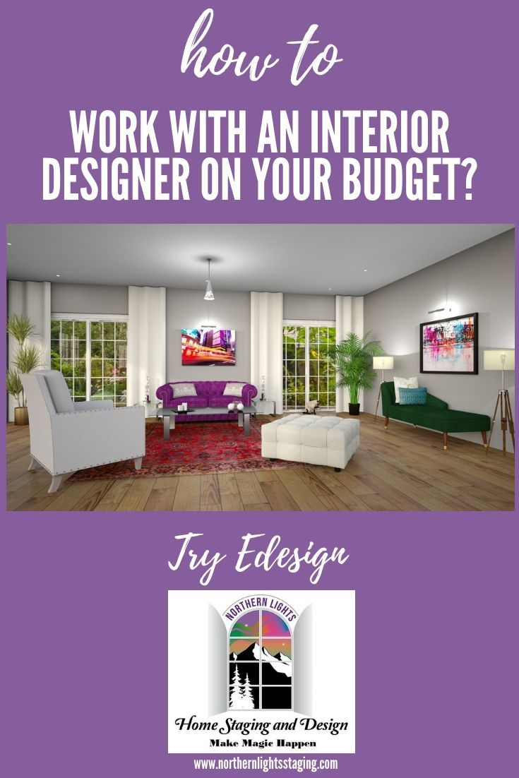 Edesign Is Interior Design Of A Space Done Entirely Online