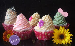 Soapstock Jabones Artesanales: Jabones Artesanales Cupcakes !!!
