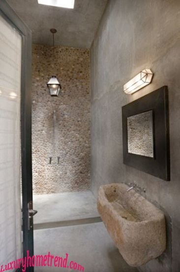 25 best images about ideas for foyer on pinterest how to Grey sponge painted walls