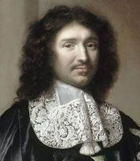 The State Administrator (1619-1683) Jean-Baptiste Colbert, Controller General of Finance under Louis XIV,