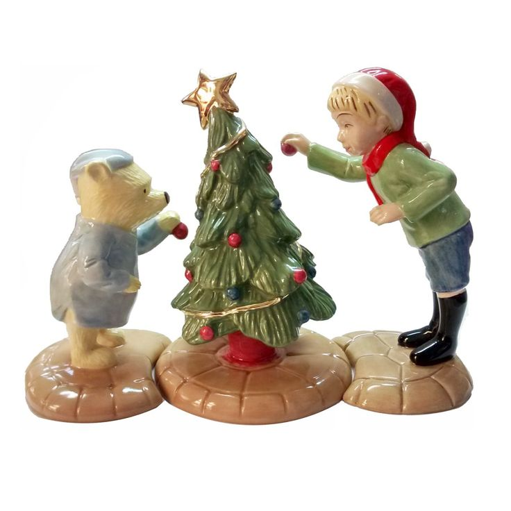 Winnie the Pooh Royal Doulton gift figurines in stock at Gifts and Collectables online - we provide excellent service and fast delivery