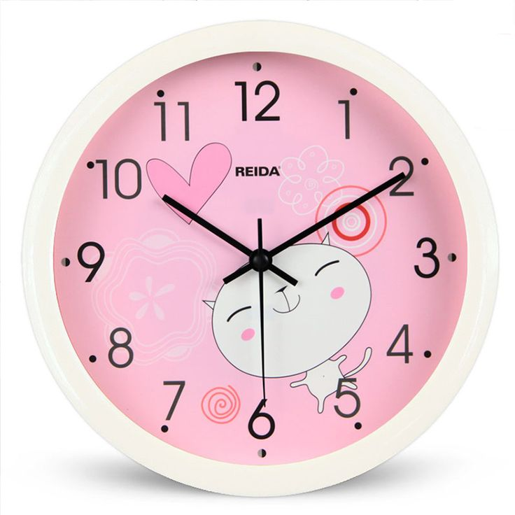 25 best Cute Clock images on Pinterest | Cute clock, Wall clocks and ...