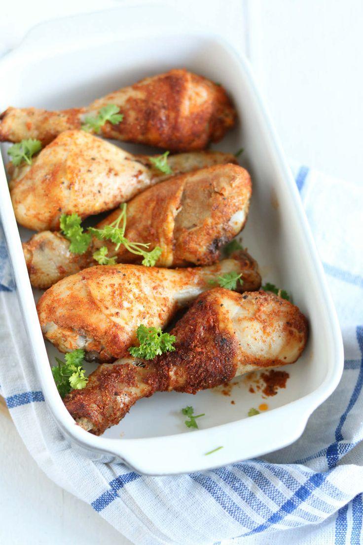 Kip in een braadzak. Zo krijg je malse kip. De kruidenmix maak je eenvoudig zelf.