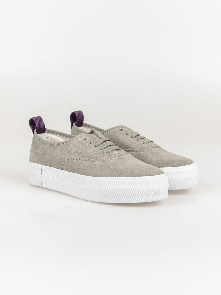 EYTYS , Mother Gri Süet Kadın Spor Ayakkabısı #shopigo#shopigono17#shoponline#womenswear#sneakers