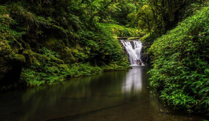 Goondaree Falls | by Cameron Semple - http://highandwide.com.au