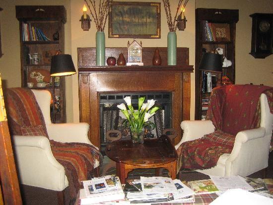 Had tea at this very spot - Tea Room of Savannah