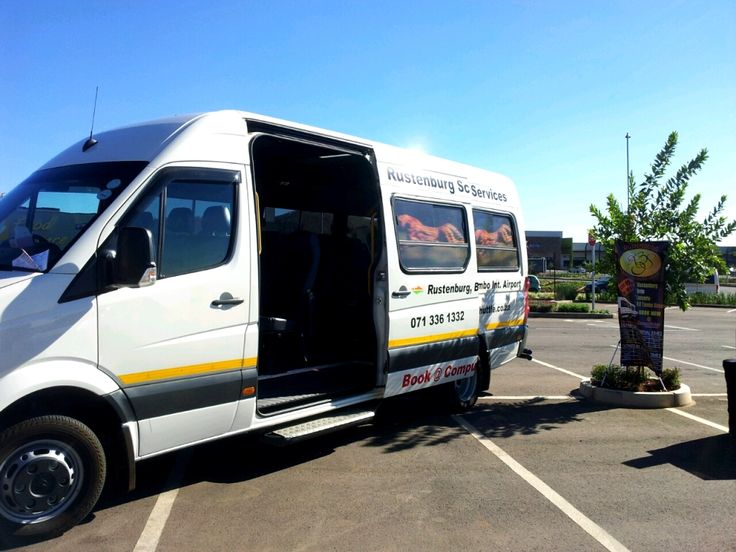Rustenburg Scheduled Shuttle Services - Book your one way to Lanseria / OR Tambo Airport.