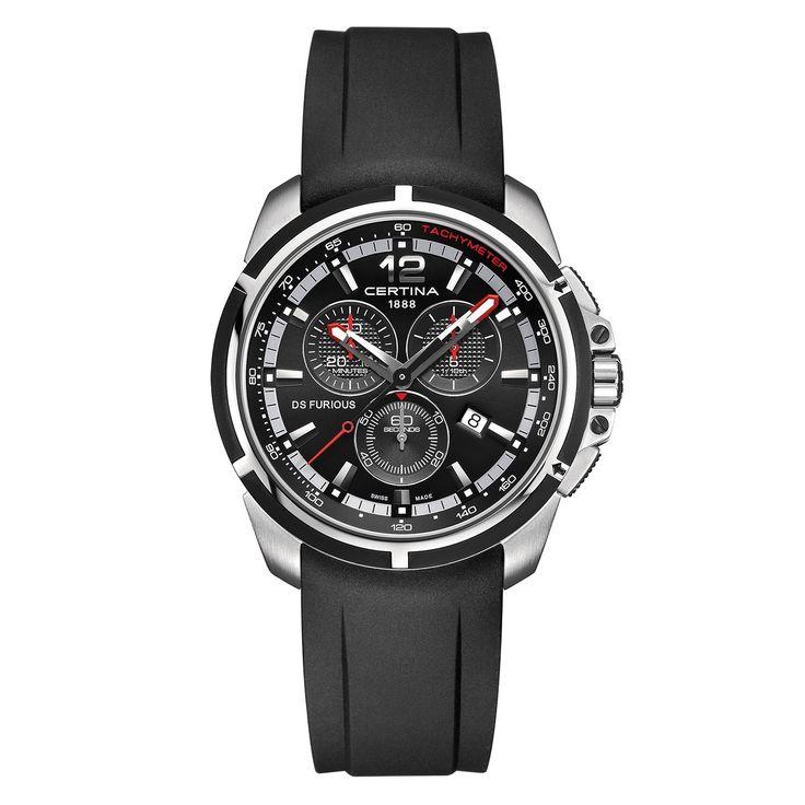 Certina C0114172705700 - Certina DS Furious Chronograaf kopen? | BoumanOnline - Juweliers van huis uit!