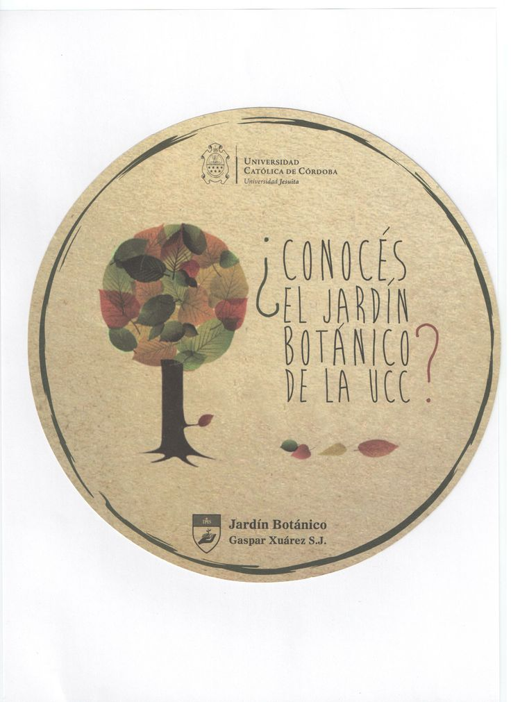 Vení, conocelo! #jardinbotanico #biblioteca #universidadcatolicadecordoba