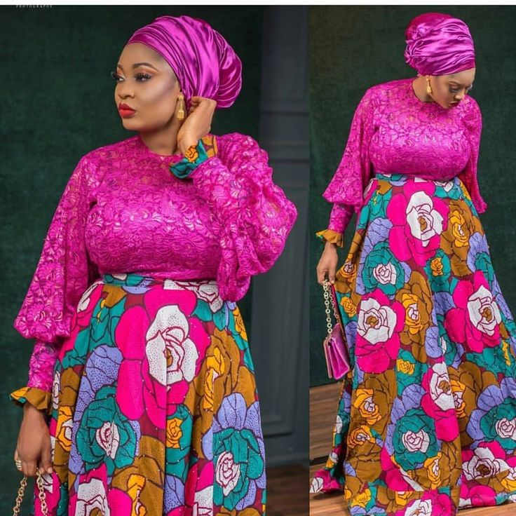 50 African Designs for Women's Clothing : Cute Styles You Should Not Miss