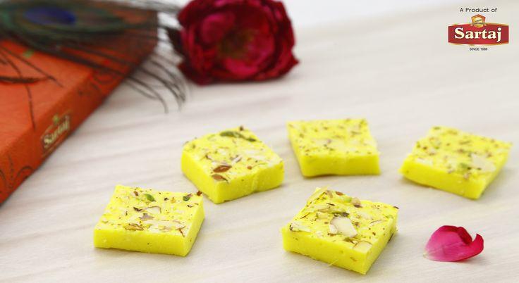 Sartaj Cream Burfi Variety Of Sweets For You Sweetheart .. visit for more variety at our direct company outlet. Address: 20/7, Main Market, Jawahar Nagar Camp-141001 Punjab,India Call us: 0161-240 6966, 0161-5085317