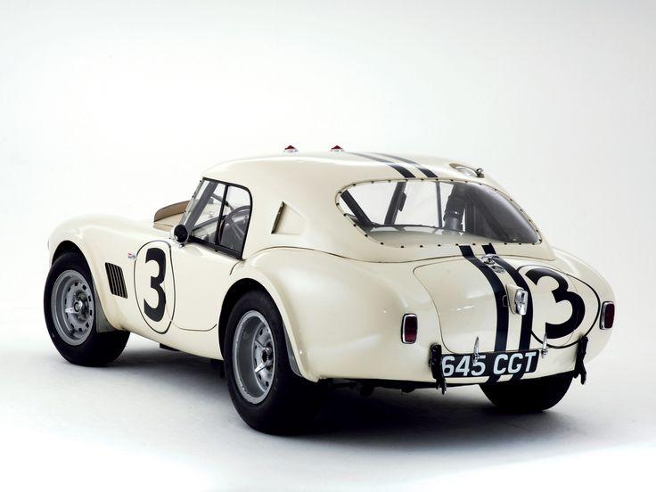AC Cobra Le Mans (MkI) '1963