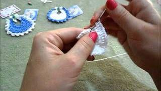 MATERNITÀ Crochet souvenir!, via YouTube.