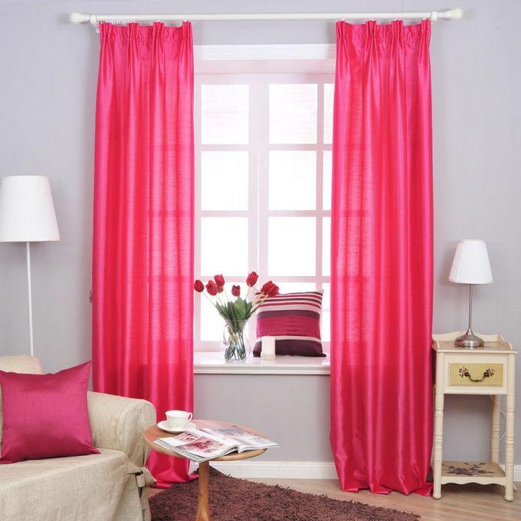 die besten 25 gardinen rot ideen auf pinterest vorhang rot rote k che vorh nge und rote vorh nge. Black Bedroom Furniture Sets. Home Design Ideas