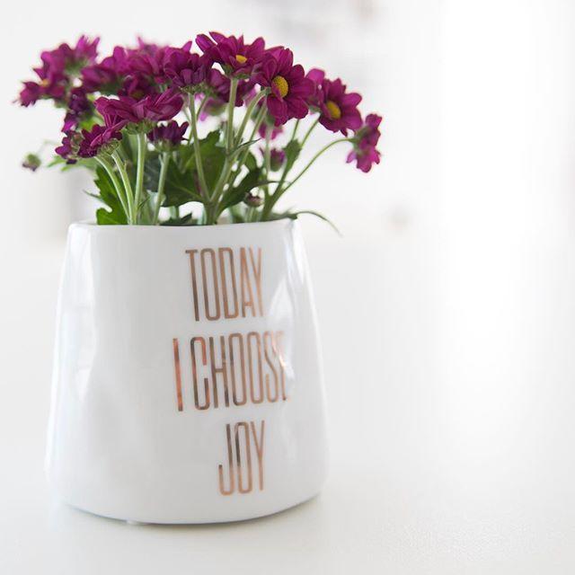 Today I choose joy... was bei strahlend blauem Himmel aber auch nicht schwer ist ☀️😀. Ich wünsche Euch einen schönen Tag - bis später... #happy #monday #bloomingville #flowers #spring #blogger #instadaily #instagood #instablogger #whiteliving #sunnyday