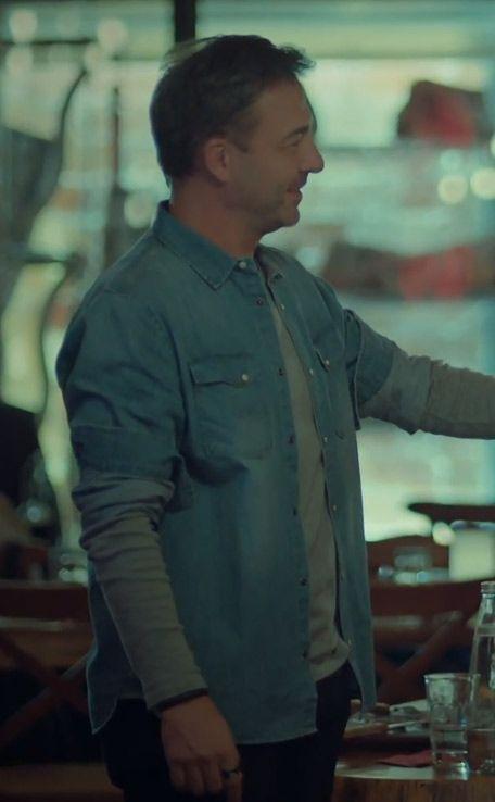 İstanbullu Gelin Can Kıyafetleri. Can karakterinin kot gömleği ne marka