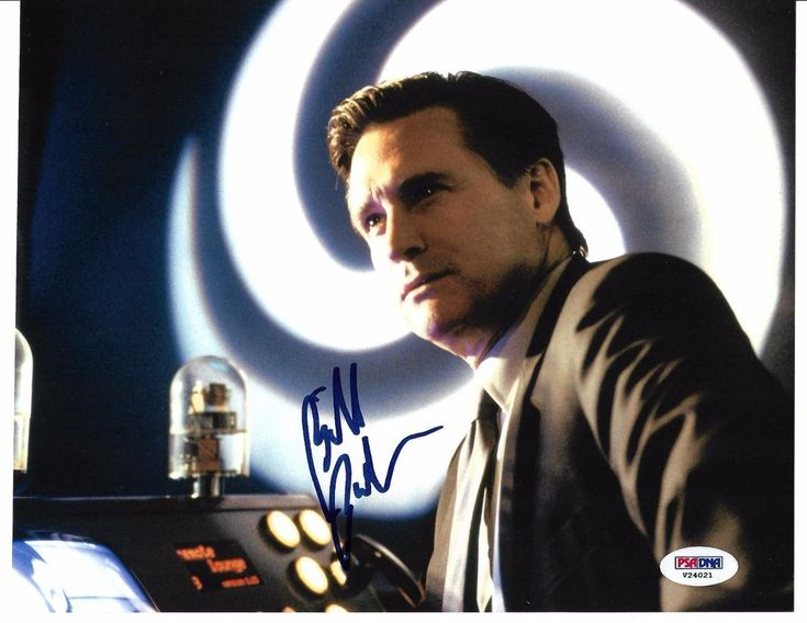 Bill Pullman INDEPENDENCE DAY Signed 8x10 Photo PSA/DNA COA AUTO Autograph
