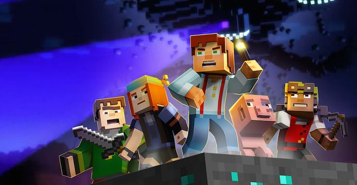 Minecraft: Story Mode Works Surprisingly Well