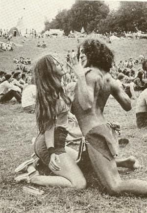 Interview with attendees week after the fest-Woodstock, 1969