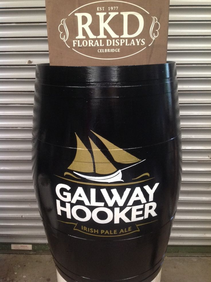 Galway  Hooker done by RKD Floral displays
