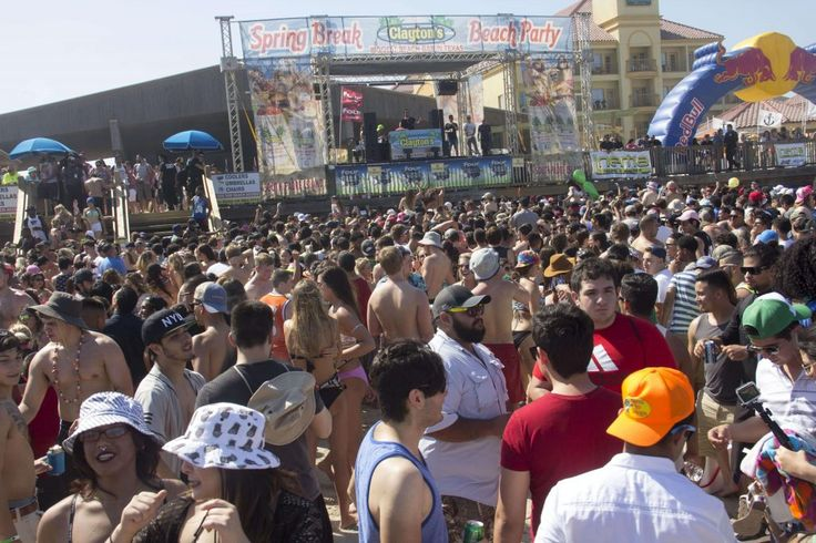Spring Break at South Padre Island  If you want to be at grand spring break party on an island or to know about Rockstar beach and spring break 2018 concerts in South Padre, call us.  https://springbreakbeachstage.com/