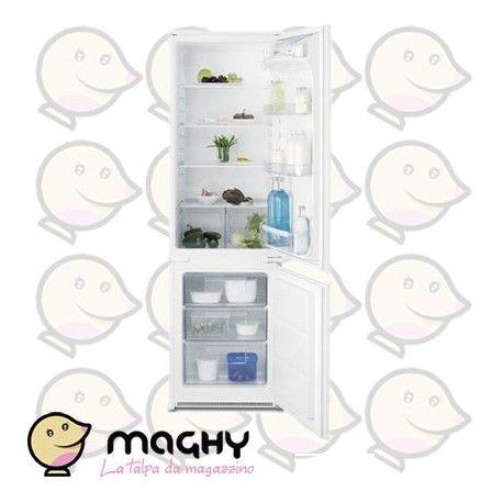 REX FI22/11E frigorifero ad incasso -  339,00 € - Solo online: http://www.maghy.eu/grandielettrodomestici/118-rex_fi22_11_e_frigo.html - Prodotto Nuovo - REX FI22/11E frigorifero ad incasso altezza 177cm, capacità frigorifero 280 litri, capacità congelatore 75 litri - Classe energetica A+ 2 porte reversibili e vano congelatore LowFrost - DIMENSIONI: altezza: 177 cm - larghezza: 54 cm - profondità: 54 cm