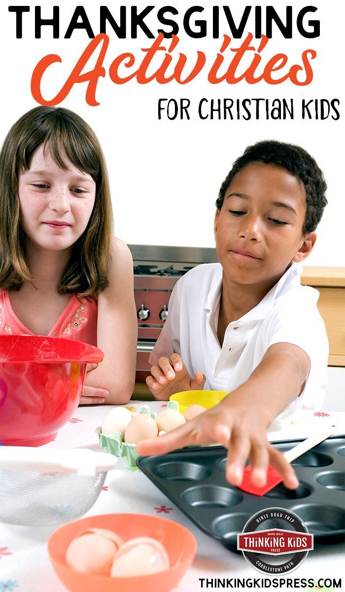 Thanksgiving Activities for Kids – Holidays – Thanksgiving
