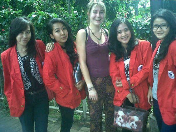 Study Tour Universitas Mercu Buana Jakarta