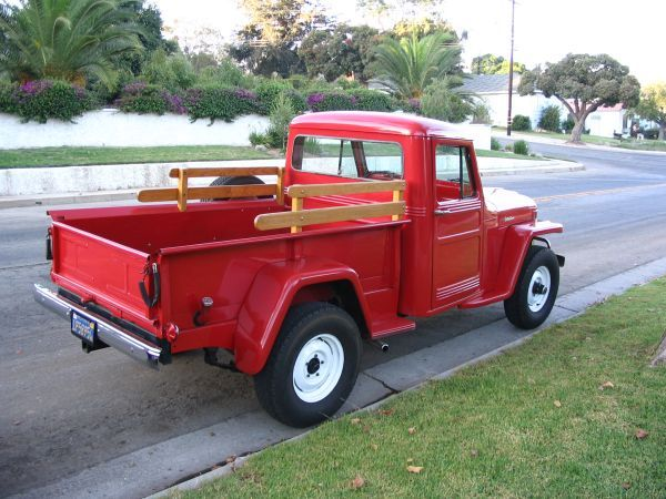 Craigslist Classic Trucks for Sale | Willys Jeep Pick ...