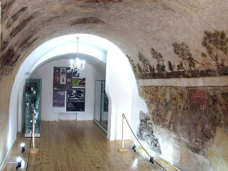 Muzeul National Brukenthal Sibiu - Sala fresca
