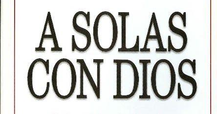 A #solas con Dios