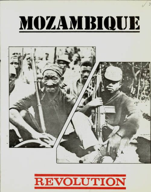 Page 1 :: Mozambican revolution, no. 33, Feb.-Mar. 1968 :: Emerging Nationalism in Portuguese Africa, 1959-1965. http://digitallibrary.usc.edu/cdm/ref/collection/p15799coll60/id/1554