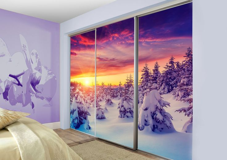 The countdown has begun - are you wishing for snow this Christmas? Not only do Universal Interiors provide bespoke and made to measure fitted wardrobes and doors but we also offer a self design range. Here is a beautiful, otherworldly example - your own Narnia wardrobe! Call us on: 0800 112 3760 Visit our new website: www.Universal-Interiors.co.uk 20% off all orders until the 24th of December #otherworldly #ethereal #Narnia #CSLewis #Snow #Frosty #Trees #Landscape #interiors #Bespoke #offer