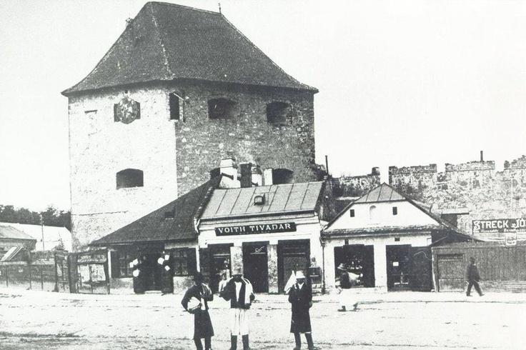 Cluj - Bastionul Croitorilor - 1913