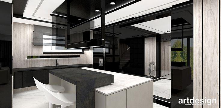 RETURN TO THE SOURCE | W2 | Wnętrze domu | Projekt kuchni