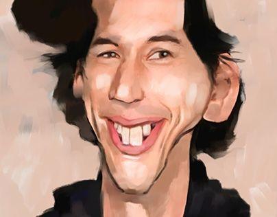 "Check out new work on my @Behance portfolio: ""Adam Ren Driver"" http://be.net/gallery/33130263/Adam-Ren-Driver"