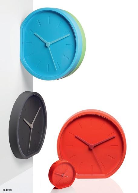 Colors Collection by Lexon