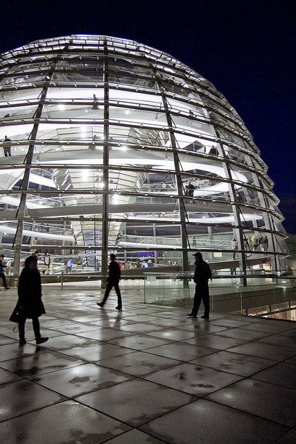 The Reichstag - Berlin, Germany