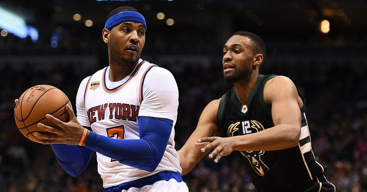 Report: Jabari Parker Discussed in Potential Carmelo-Rockets Trade Talks