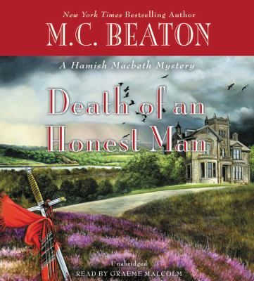 When an insensitive newcomer to the village of Cnothan is found dead, flame-haired sergeant Hamish Macbeth confronts a bewildering array of suspects at the same time his clumsy police sidekick, Charlie, resigns in protest of his treatment by Chief Inspector Blair. [Hamish Macbeth, #33]