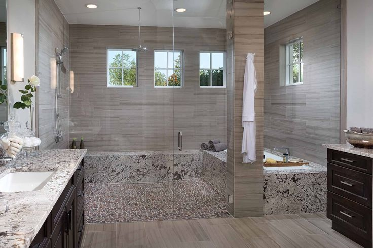 47 best shower remodeling ideas images on pinterest Bathroom Remodels Before and After Grey Bathroom Shower Remodel