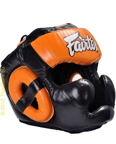 Fairtex, Muay Thai and MMA Shop - Fairtex headguard X-Vision HG13 - Headguards