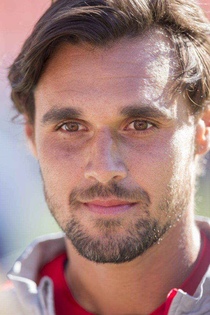 Pin for Later: Meet the Soccer Studs Playing For the USA Chris Wondolowski  Age: 31 Hometown: Danville, CA Team: San Jose Earthquakes
