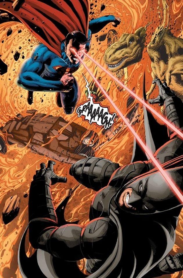 ¿Cómo funcionan los poderes de Superman?