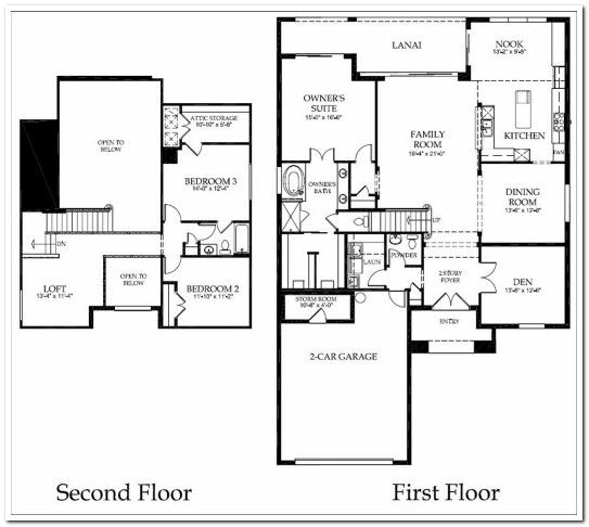 13 best our house images on pinterest kitchen living for Condo plans with garage