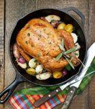Lemon Pepper Broiled Chicken - Sanderson Farms