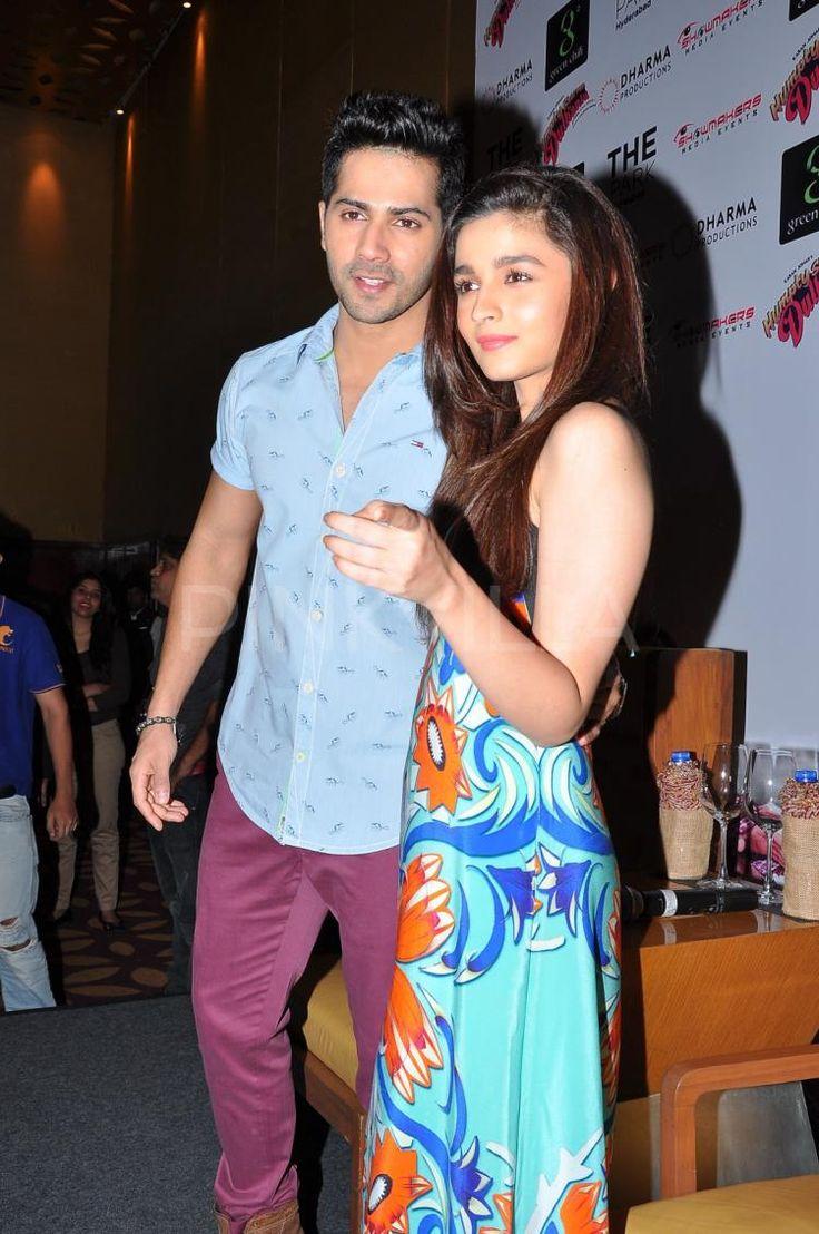 Varun-Alia promote 'Humpty Sharma Ki Dulhania' in style | PINKVILLA