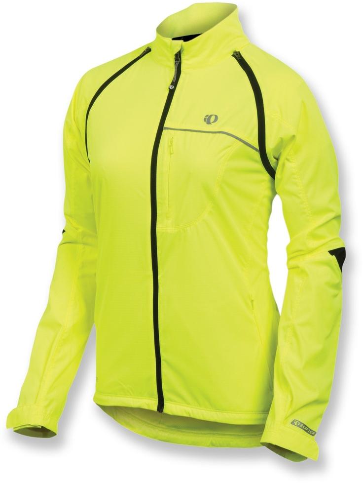 REI Pearl Izumi Barrier Convertible Bike Jacket - Women's